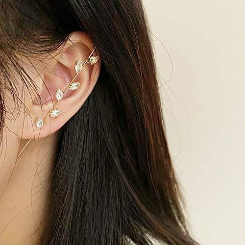 Mode Ohr Ärmel Crawler Haken Ohrringe Ohrringe, Kletterohrringe Frauen Schmuck, Mode,Fashion Ear Sleeve Crawler Hook Earrings Earrings, Climber Earrings Women Jewelry, Fashion