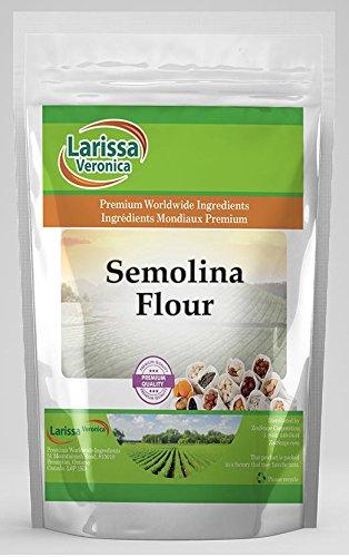 Semolina Flour (16 oz, ZIN: 525082)