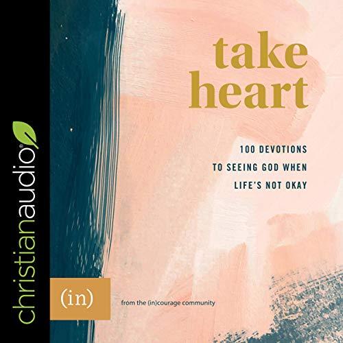 Page de couverture de Take Heart