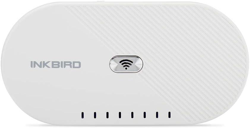 Inkbird Superlatite IBS-M1 WiFi Gateway Temperature Max 74% OFF Sensor Humidity Supports