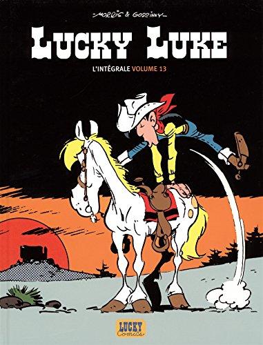 Lucky Luke - Intégrales - tome 13 - Lucky Luke Intégrale T13