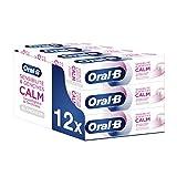 Pasta de dientes blanqueadora blanda ORAL-B Sensitivity & Gum Calm 1 x 75 ml