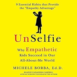 UnSelfie audiobook cover art