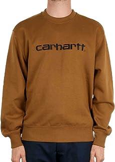 Carhartt Sweatshirt Black White