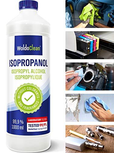 Isopropanol 99,9% Reinigungsalkohol 1 Liter