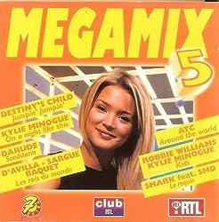 MEGAMIX 5 - CLUB RTL / BEL RTL