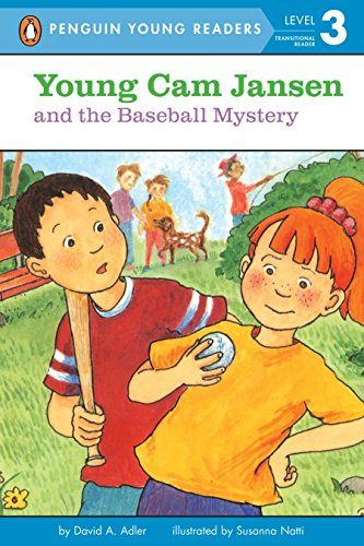 Young Cam Jansen and the Baseball Mystery (PUFFIN EASY-TO-READ, L2)の詳細を見る