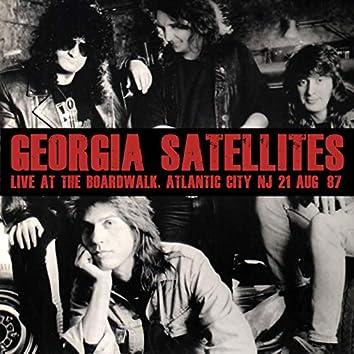Live At The Boardwalk, Atlantic City, NJ, 21 Aug 87 (Remastered)