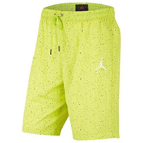 Nike Jordan Cement Ci9133-345 - Pantalones cortos para hombre -  Verde -  XX-Large
