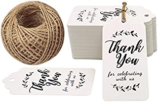 Best thank you wedding favour tags Reviews