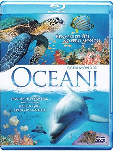 Oceani 3D [conf. lenticolare] (Blu-ray);OceanWorld 3D