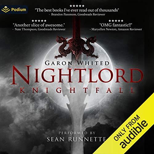 Knightfall Audiobook By Garon Whited cover art