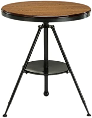 Pleasant Amazon Com Diamond Sofa Reed Round Marble Top Accent Table Caraccident5 Cool Chair Designs And Ideas Caraccident5Info