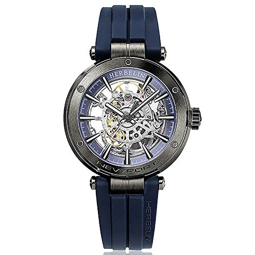 Uhr Newport Skelett Limited Edition 1868/SQG15CB