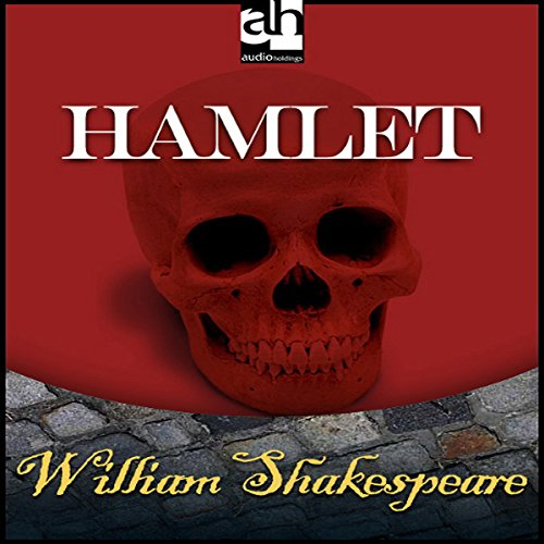 Hamlet audiobook cover art