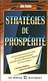 Strategies prosperité