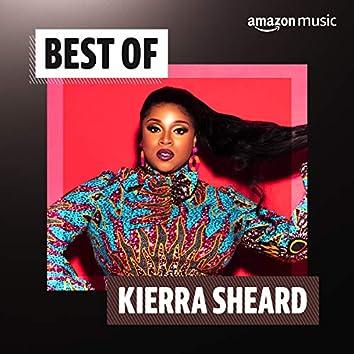 Best of Kierra Sheard