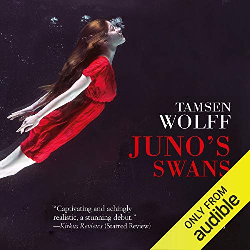 Juno's Swans audiobook cover art