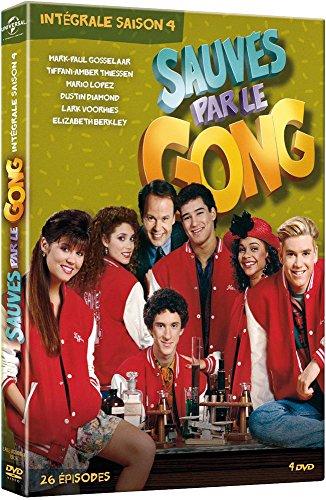 Sauvés par le gong - Saison 4 [Francia] [DVD]