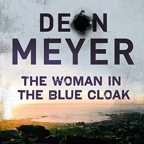 The Woman in the Blue Cloak audiobook cover art