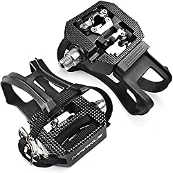 MARQUE Dual-Side SPD Pedals For Spin Bike