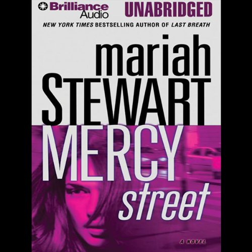Mercy Street audiobook cover art