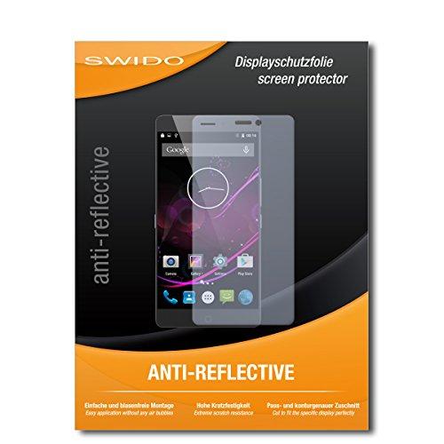 2 x SWIDO® Protector de pantalla Elephone P9000 Protectores de pantalla de película