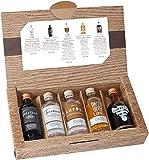 Confezione regalo'Set degustazione Mignon Marzadro' 5bt x 5cl.+ invito per 5 persone in Distilleria Marzadro