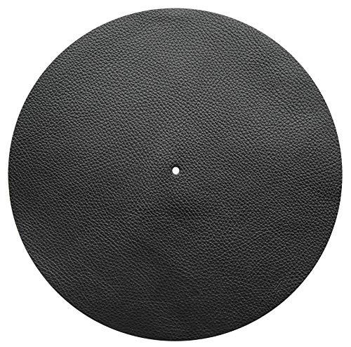 Audio Anatomy Schallplatten Plattentellerauflage aus Leder (1,5 mm)