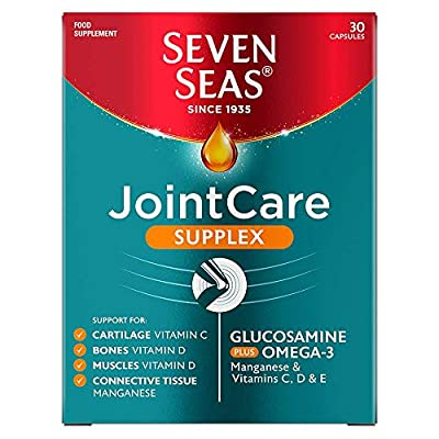 Seven Seas Joint Care Supplex Capsules, 30-Count
