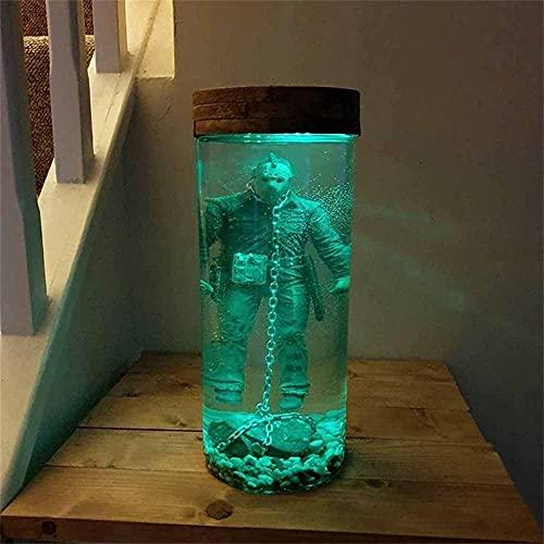 Jason Voorhees Figurine,jason Voorhees Water Lamp,friday The
