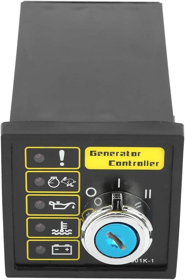 Electronic Generator Controller LED Time sale Module Display Start Award Fault