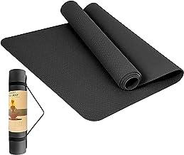 StillCool Yogamat, gymnastiekmat, antislip, van TPE, hypoallergene sportmat met draagriem, fitnessmat voor yoga, pilates, ...