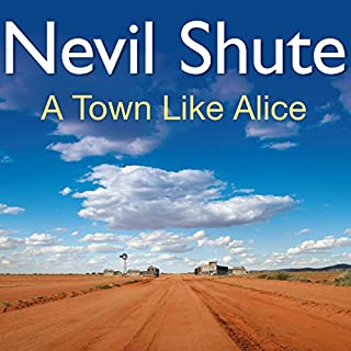 A Town Like Alice cover art
