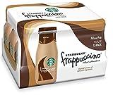 Starbucks frappuccino mocha 9.5 fl oz, Pack of 12