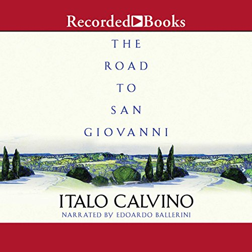 The Road to San Giovanni audiobook cover art