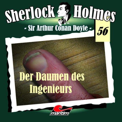 Der Daumen des Ingeniers audiobook cover art