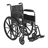 Drive Medical Silver Sport 2 Wheelchair with Various...