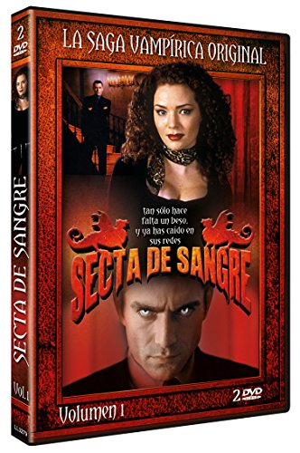 Secta de Sangre Vol. 1 (Kindred: The Embraced) 1996 [DVD]