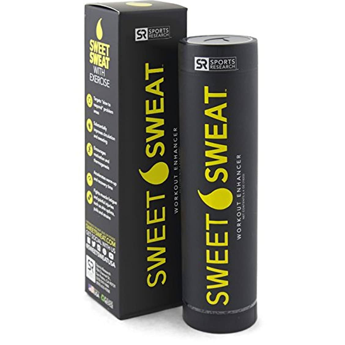 プロット百万スリットスイートスウェット(ボディクリーム)Sweet Sweat Stickhttpスティック型クリーム 181g[並行輸入品]
