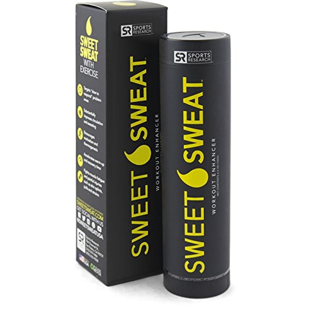 プール印象的同意スイートスウェット(ボディクリーム)Sweet Sweat Stickhttpスティック型クリーム 181g[並行輸入品]