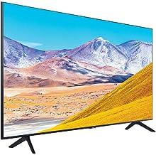 $446 » SAMSUNG UN55TU8000F 55-Inch Crystal Ultra HD HDR 4K Smart TV 3840 x 2160-120MR - Wi-Fi - Bluetooth - Alexa - Google Assistant - Black (Renewed)