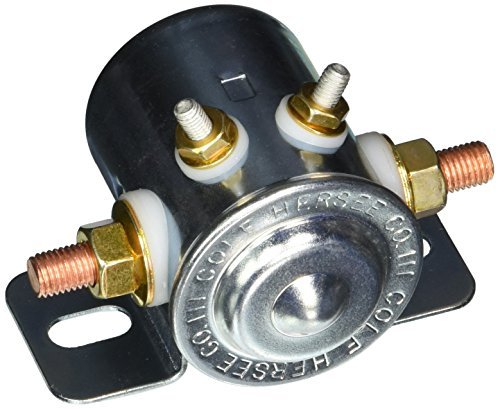 Hardware & Outdoor Cole Hersee 24063 24V Insulated Continuous Duty SPST Solenoid, Model: 24063, Outdoor&Repair Store