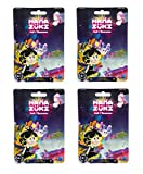 Hanazuki Surprise Treasures (Collection 1) Pack of 4