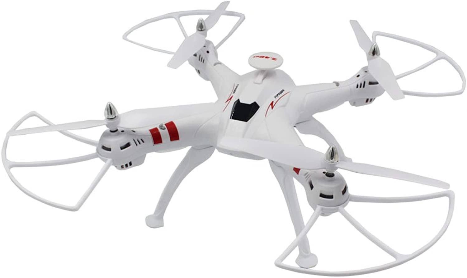 Wlgreatsp Drone Without Camera With Long Flying Time,500 Meters Remote Control Distance,RC Quadcopter With Altitude Hold