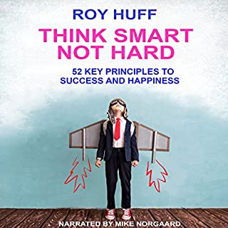 Think Smart Not Hard cover art