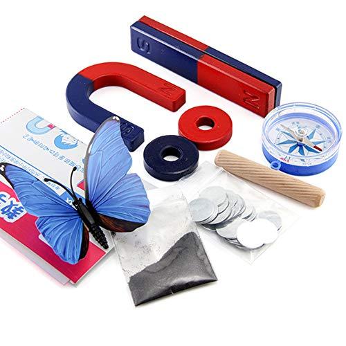 Yeshai3369 Kit De Imanes De Ciencia Física Kit De