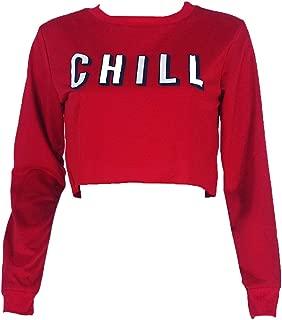red netflix long sleeve shirt
