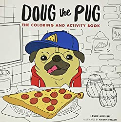 Doug The Pub Coloring Book