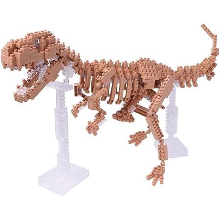 ナノブロック ティラノサウルス骨格モデル NBM-012